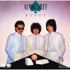 THE ALFEE/ALMIGHTY