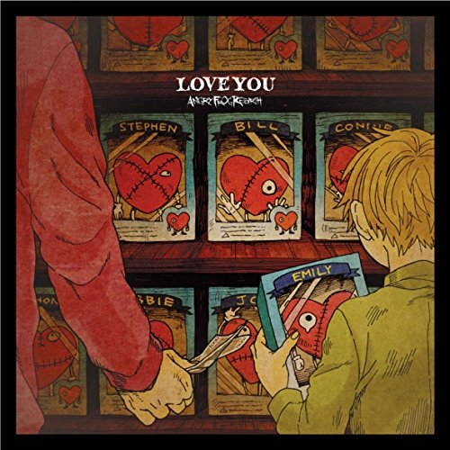 ANGRY FROG REBIRTH/LOVE YOU/僕だけがいない街