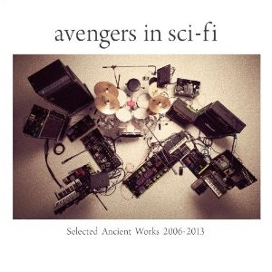 avengers in sci-fi/Selected Ancient Works 2006-2013