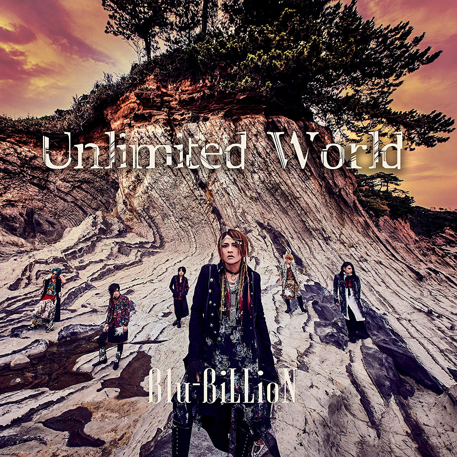 Blu-BiLLioN/Unlimited World