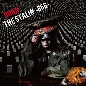 BORNのTHE STALIN -666-ジャケット