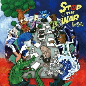 HEY-SMITH/STOP THE WAR