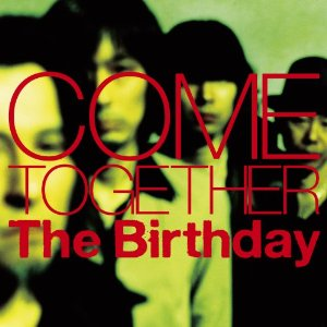 The BirthdayのCOME TOGETHERジャケット