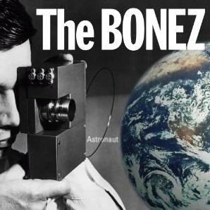 The BONEZのAstronautジャケット