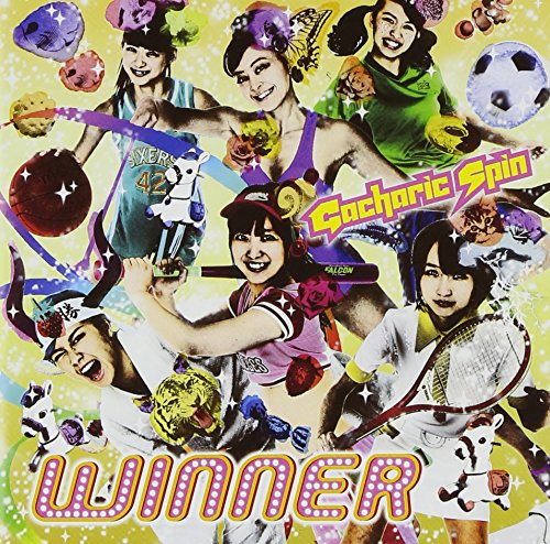 Gacharic Spin/WINNER
