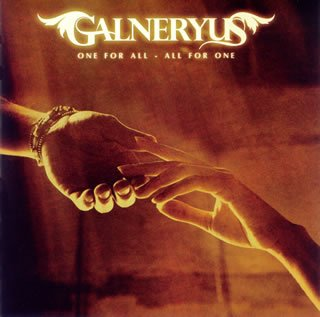 sign of revolution one for all all for one収録 galneryusの歌詞