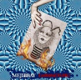 MEJIBRAYのEmotional【KARMA】ジャケット