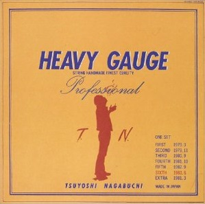 長渕剛/HAVEY GAUGE