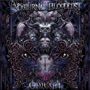 NOCTURNAL BLOODLUSTのOMEGAジャケット