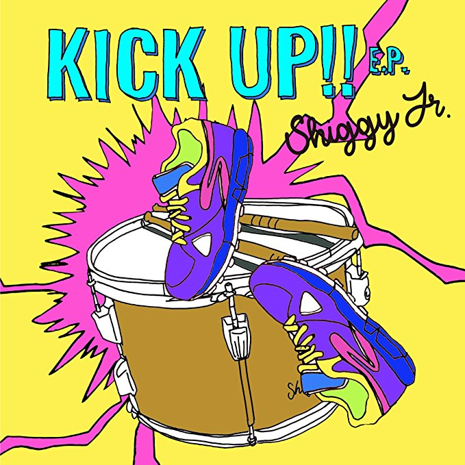 Shiggy Jr./KICK UP!! E.P.