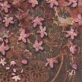 桜花咲きそめにけり