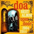 """doa BEST ALBUM""""open door"""
