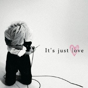 DuelJewelのIt's just loveジャケット